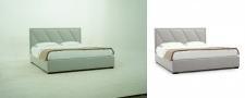 Обтравка+ретушь «кровать»