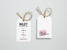 Этикетка Miley