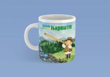 Принт для сувенирной чашки