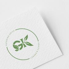 Логотип для коуча по ЗОЖ