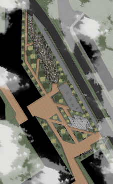 Ревіталізація громадського простору політехніки