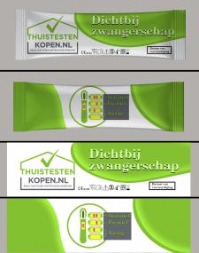 Упаковка для теста на беременность