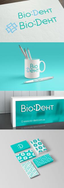 Логотип для стоматологии ВіоДент