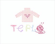 Лого для магазина вязаных вещей