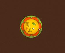 """Логотип для """"Джай Ганеш"""""""