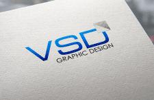 Logo for VSD studio.