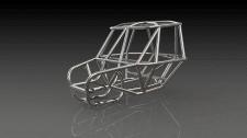 Конструирование прототипа 4х4.Рама.