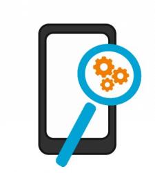 Логотип для сервиса ремонта телефонов