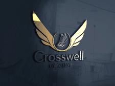 Логотип для магазина кроссовок