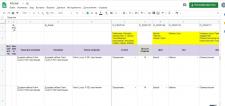 Создание Excel-файла для загрузки на сайт