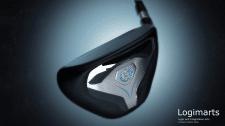 Моделирование и 3D визуализация. Клюшка для гольфа