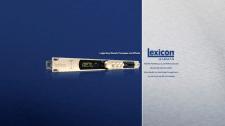 Оформление youtube канала Lexicon