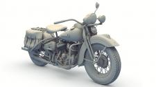 Harley-Davidson WL(WLD)