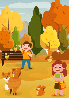 Иллюстраци для книжек раннего и дошкольного развит