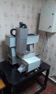 Проектирование, изготовление станок ЧПУ 350Х250Х15
