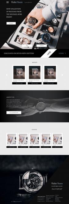 Clock Website