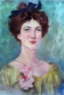 Копия портрета