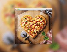 Сайт семейной пиццерии Macito