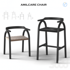 Amilcare chair