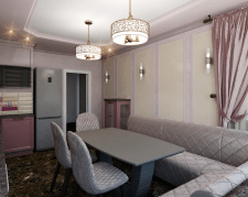 Квартира в ЖК Ликоград