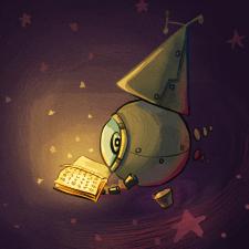 Робот-волшебник
