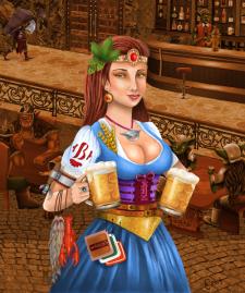 Пивная королева