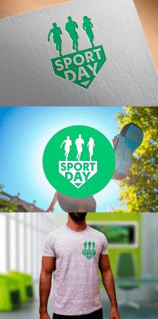 Логотип для спортивної події