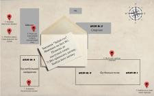 Розробка логістики та сценарію квестів