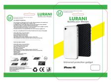 Упаковка пленок для смартфонов