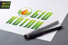 логотип для Био Котлы