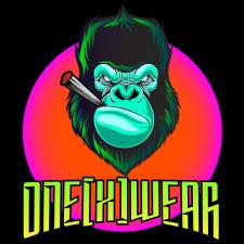 ONE[X]WEAR  Логотип для StreetWear онлайн магазина