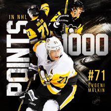 Digital art for Evgeni Malkin