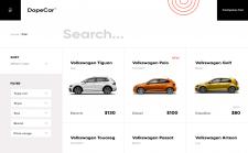 Dopecar | Аренда автомобилей