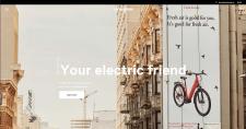 Сайт о велосипедах