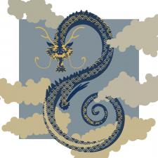 """""""Небесный дракон"""""""