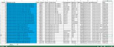 Заполнение файла xls для заливки товаров на сайт