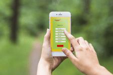 Регистрационная форма для моб.приложения