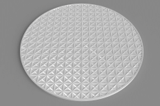 Assiette plate 26.5 cm en grеs