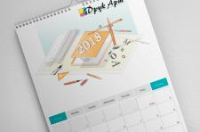 Календар для видавництва