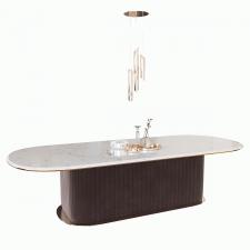 Моделирование и визуализация мебели Signorini&Coco