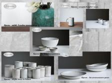 Презентация для бренда керамической посуды