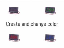 Заміна кольору, фону.