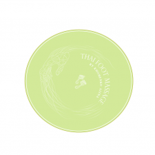 Логотип тайского массажа