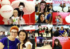 Репортаж с открытия магазина OBNOVA lux Винница