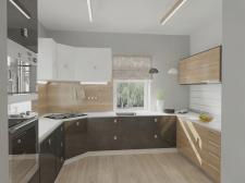 Дизайн будинку (кухня)