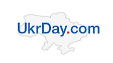 """Новостной сайт """"Ukrday.com"""""""