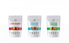Candy Lush Branding