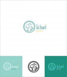 Логотип для эко-box