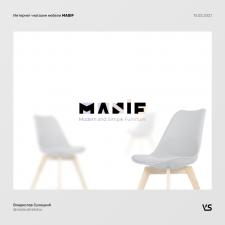 Логотип интернет-магазина MASIF