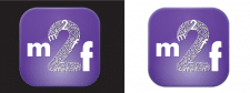 Логотип m2f